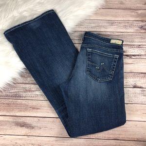AG Belle Flare Leg Jeans